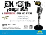 2012 Youth Poetry Slam