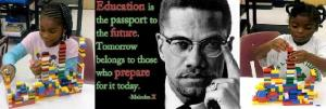 Malcolm X the importance of Learning