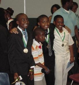Fifth Grade Graduates Success