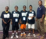 William Jackson and Youth at Hip Hop Summit
