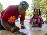 Volunteering Dads