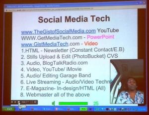 Leslie and Digital Tools