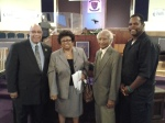 Mr. R. Hurst, Mrs. Wilson, Dr. Girardeua and Wm. Jackson