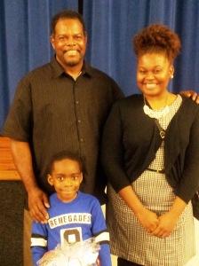 Wm Jackson Ciara Walton Kindergarten Student