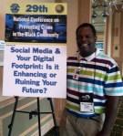 William Jackson, Blogger and Speaker