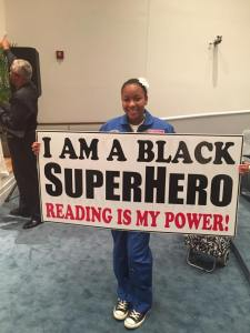 Black Superhero