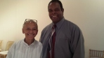 Nikki Giovanni and William Jackson