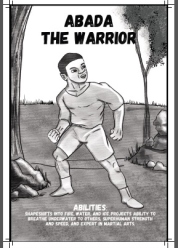 Abada The Warrior