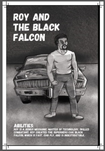 Roy And The Black Falcon