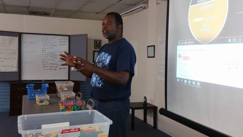 Wm Jackson teaching
