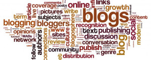 Blogging for teaches
