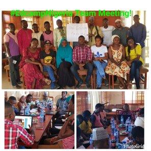 Team EdCamp Nigeria