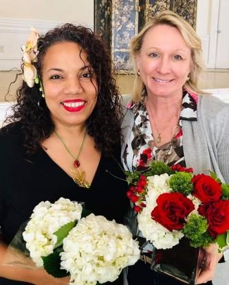 Aida and Karen Barakat