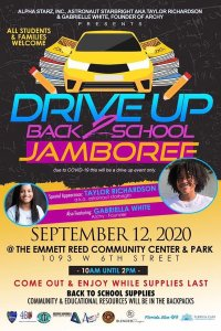 Drive UP Back to School Jamboree